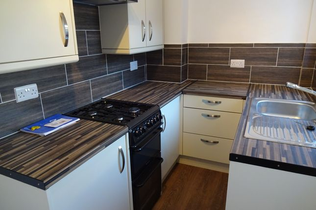 Thumbnail Flat to rent in Market Street, Hemsworth