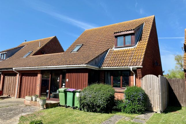 Thumbnail Link-detached house for sale in Seabourne Way, Dymchurch, Romney Marsh
