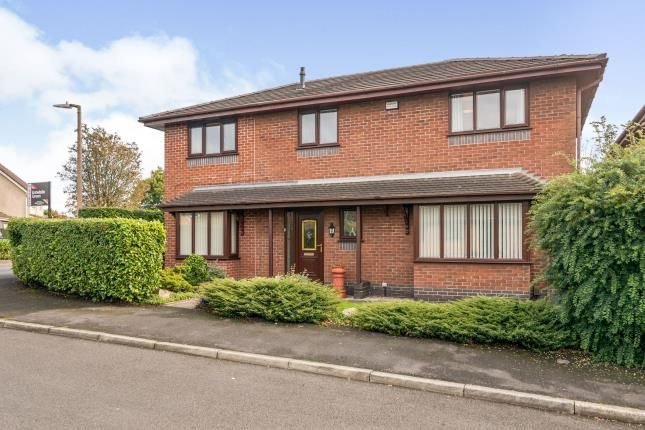 Thumbnail Detached house for sale in Dale Lee, Westhoughton, Bolton, Greater Manchester