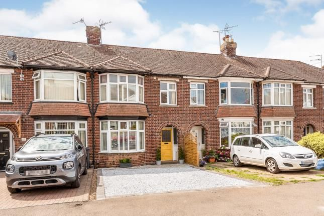 Thumbnail Terraced house for sale in Hanworth Road, Warwick