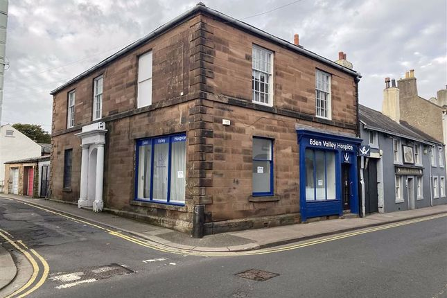 Thumbnail Flat to rent in West Street, Wigton
