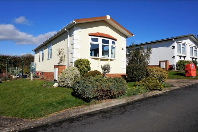 Thumbnail Mobile/park home for sale in Highley Park Homes, Bridgnorth