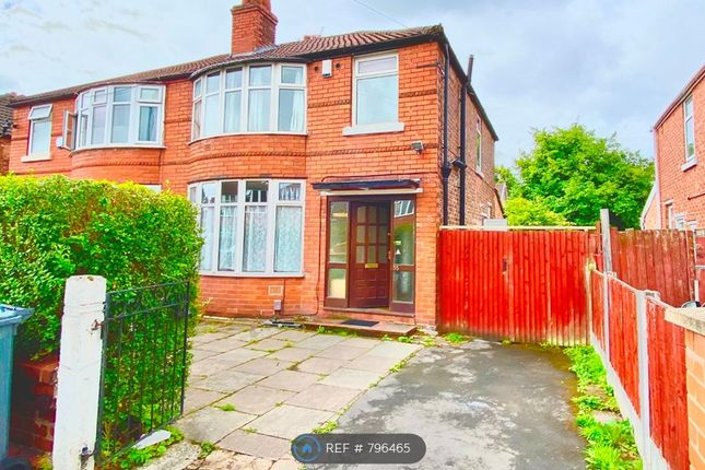 4 bed semi-detached house to rent in Brentbridge Road, Fallowfield, Manchester M14