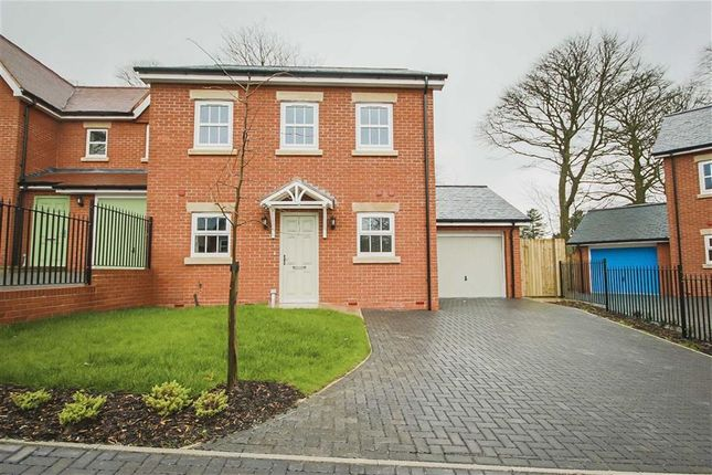 Thumbnail Semi-detached house for sale in Newton Drive, Baxenden, Accrington