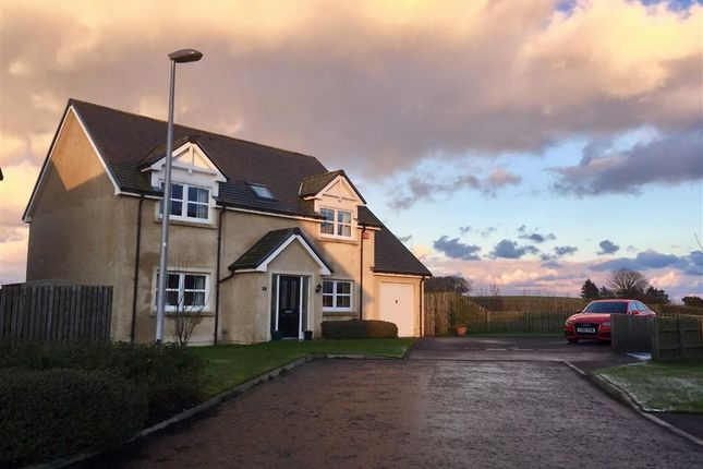 Thumbnail Detached house for sale in Greenfields, Udny, Ellon