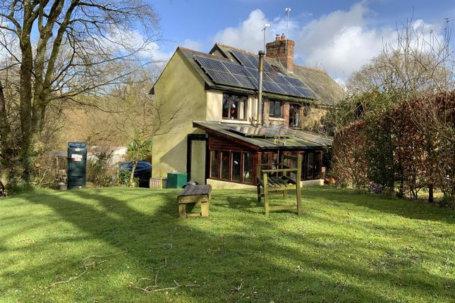 Thumbnail Semi-detached house for sale in Peters Marland, Torrington