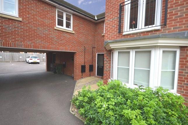 Thumbnail Flat to rent in Kingfisher Drive, Sandhills, Leighton Buzzard