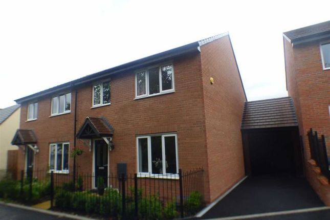 Thumbnail Semi-detached house to rent in Monastery Close, Telford, Shropshire