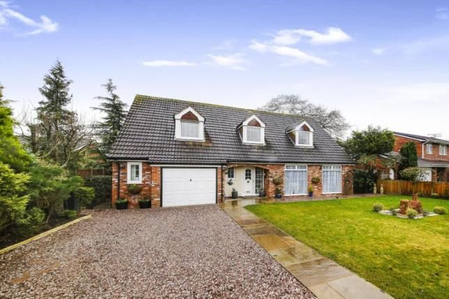 Thumbnail Detached house for sale in Pheasant Way, Winsford, Cheshire