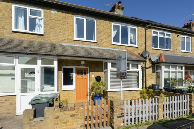 Thumbnail Terraced house for sale in Acton Road, Whitstable, Kent
