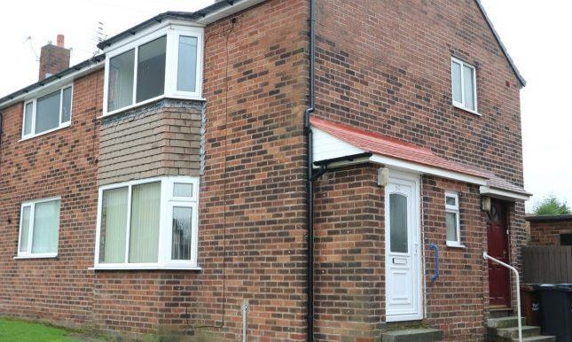 Thumbnail Maisonette to rent in Church Avenue, Bickershaw, Wigan