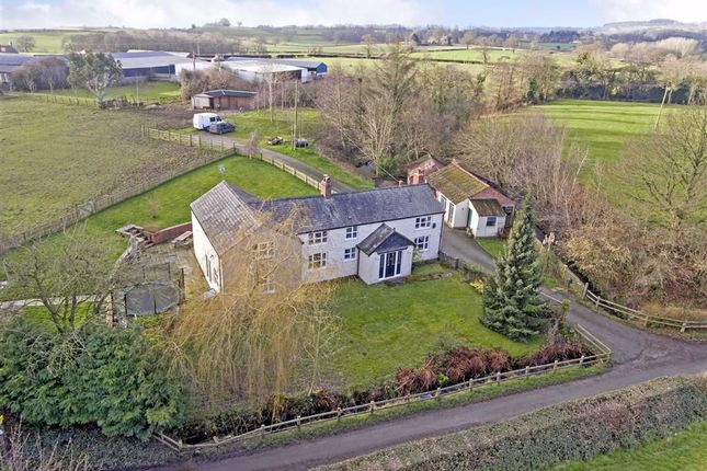Detached house for sale in Hengoed, Oswestry
