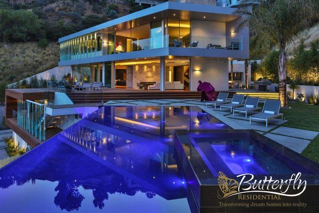 Thumbnail Detached house for sale in Los Angeles, Ca, Usa