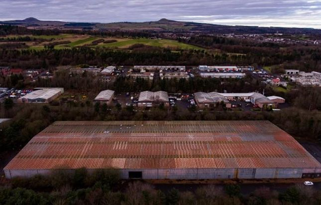 Thumbnail Light industrial for sale in Westlaw Road, Whitehill Industrial Estate, Glenrothes, Fife