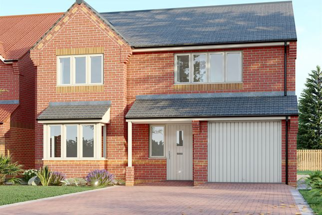 5 bed detached house for sale in Priory Way, Butterley, Ripley DE5