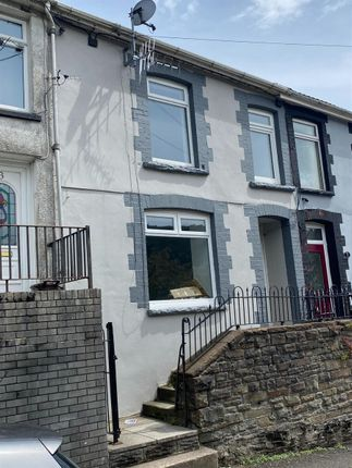 2 bed terraced house to rent in Glanberis Terrace, Blaengarw, Bridgend CF32