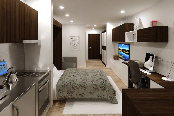 1 bed flat for sale in Devon House, 33 Devon Street, Liverpool
