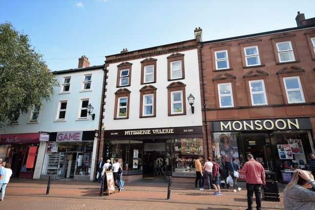 Thumbnail Flat to rent in Hodgsons Court, Scotch Street, Carlisle