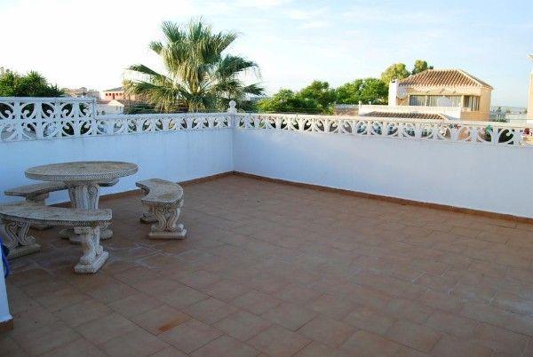 Terrace Roof1 of Spain, Alicante, San Miguel De Salinas