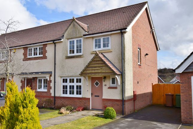 Thumbnail Terraced house for sale in Cwm Calon Road, Penallta, Hengoed