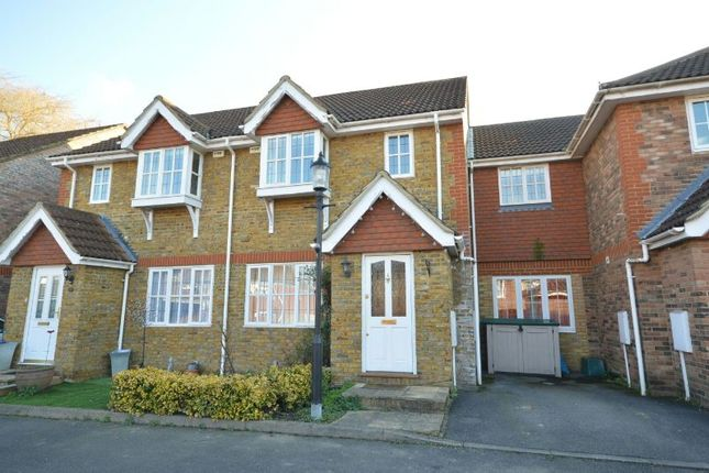 4 bed terraced house for sale in St. Catherines Close, Chessington
