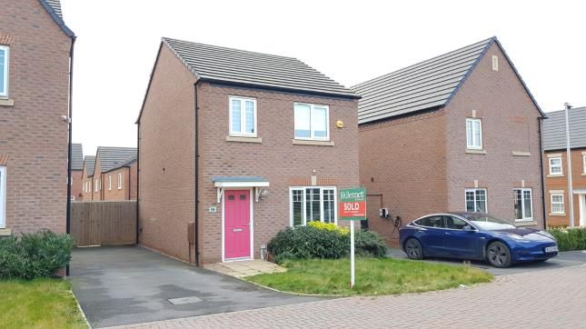 Thumbnail Detached house for sale in St. Pauls Close, Linen Street, Warwick