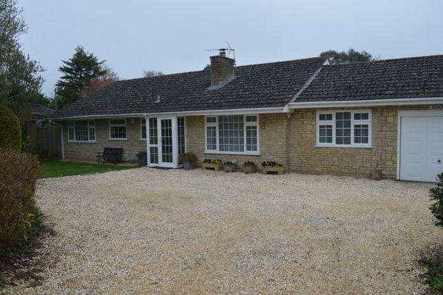 Thumbnail Detached bungalow for sale in Wonston, Hazelbury Bryan, Sturminster Newton