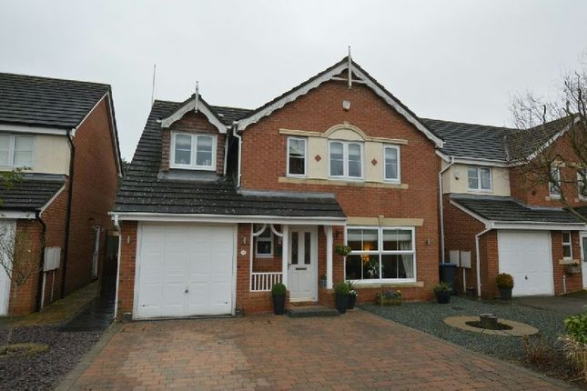 Thumbnail Detached house for sale in Jubilee Drive, Earl Shilton, Leicester
