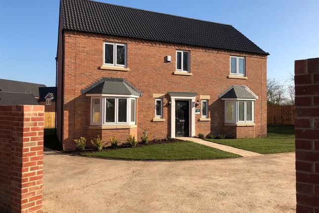 """Thumbnail Detached house for sale in """"The Longleat """" at Newlands, Retford"""