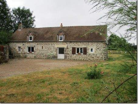 Thumbnail Country house for sale in 61210 Sainte-Croix-Sur-Orne, France