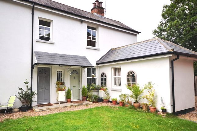 Thumbnail Flat for sale in Heath Road, Bagshot, Surrey