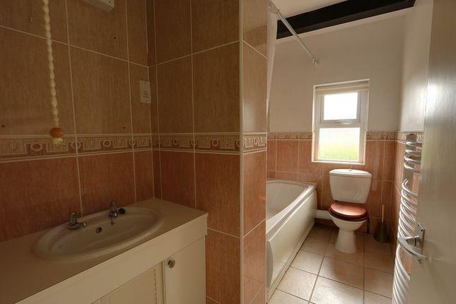 Family Bathroom of English Bicknor, Coleford, Gloucestershire. GL16
