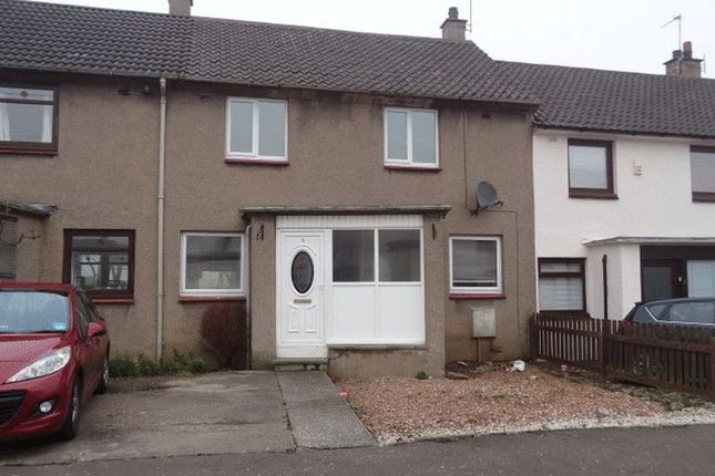 Thumbnail Terraced house to rent in Adrian Road, Glenrothes, Fife