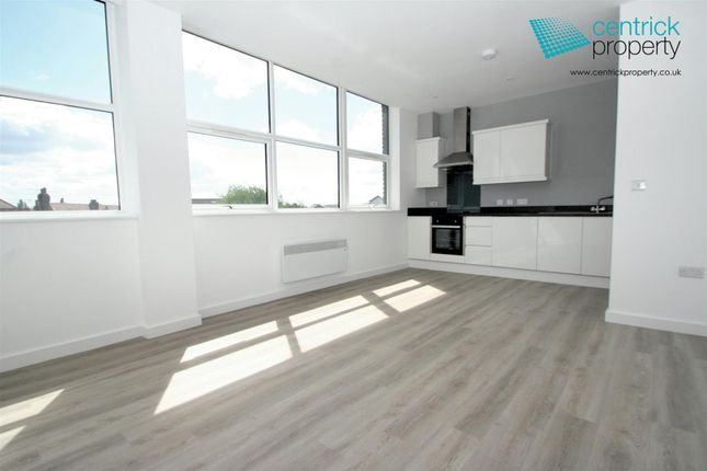 Flat for sale in Century House, Shirley, Solihull