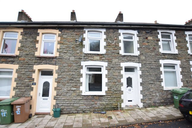 Thumbnail Terraced house for sale in Alexandra Road, Elliots Town, New Tredegar