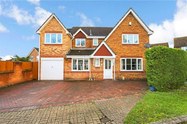 Thumbnail Detached house for sale in Armada Close, Rownhams, Southampton, Hampshire