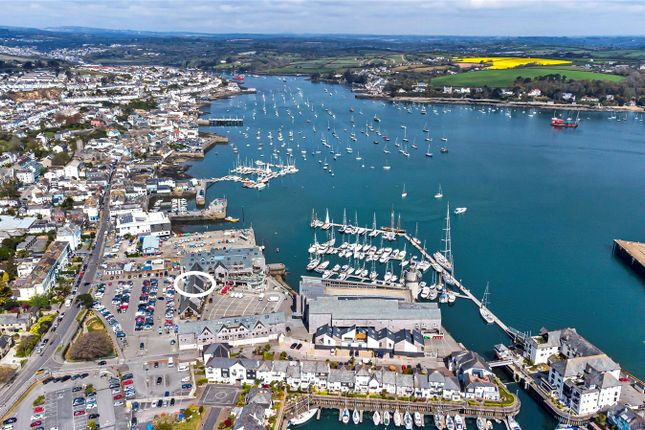 Thumbnail Flat for sale in Maritime House, Discovery Quay, Falmouth, Cornwall