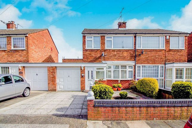 Semi-detached house for sale in Keybank Road, West Derby, Liverpool