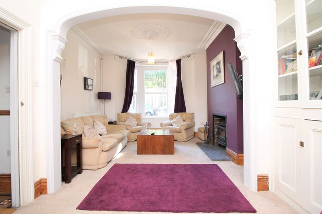 Thumbnail Terraced house for sale in Talbot Street, Pontcanna, Cardiff