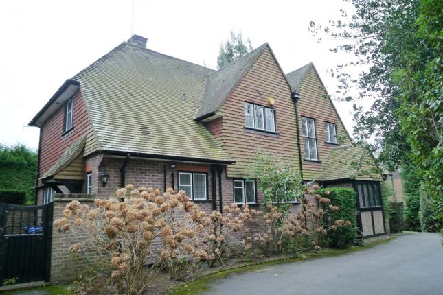 Thumbnail Property to rent in Golf Club Road, Hook Heath, Woking
