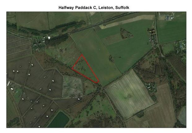 Thumbnail Land to rent in Halfway Houses, Sizewell, Leiston