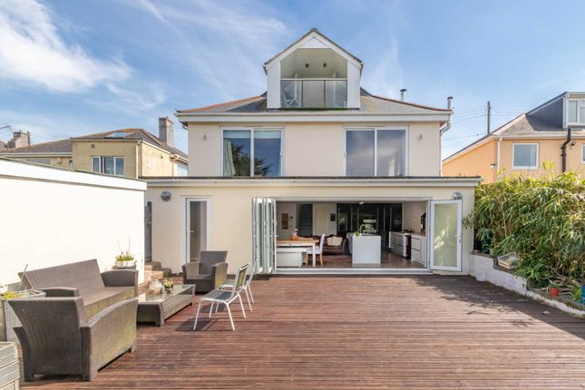 Thumbnail Detached house for sale in Staddiscombe Road, Staddiscombe, Plymstock
