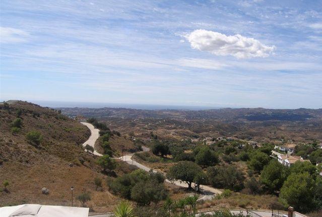Panoramic Views of Spain, Málaga, Mijas