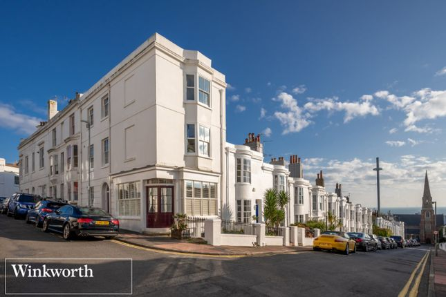 Thumbnail End terrace house for sale in Victoria Road, Brighton, East Sussex