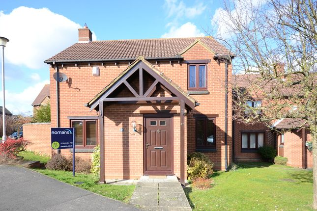 Thumbnail Detached house to rent in Westcotts Green, Warfield, Bracknell