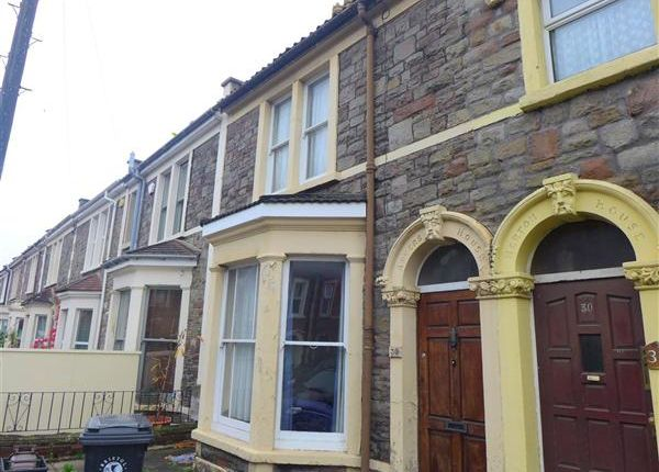 Thumbnail Property to rent in Greville Road, Southville, Bristol