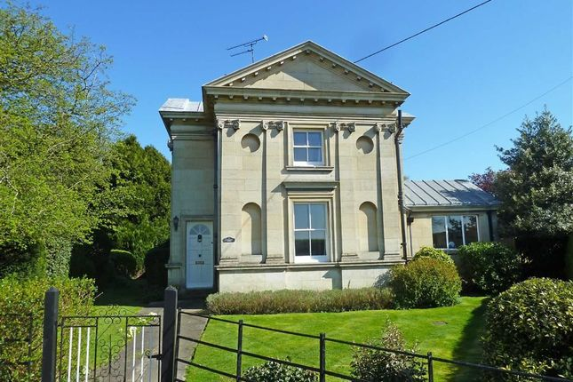Thumbnail Detached house for sale in Brafield Road, Horton, Northampton