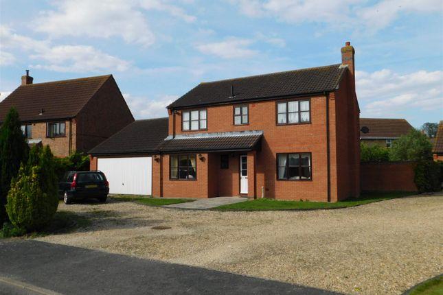 Thumbnail Detached house for sale in Precinct Crescent, Skegness, Lincs