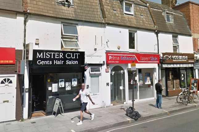 Thumbnail Retail premises for sale in King Street, London