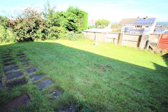 Rear Garden of Llysgwyn, Llangyfelach, Swansea SA6